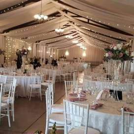 Affordable Event Decorations, Wedding Packages Inc Gown Suit Furniture