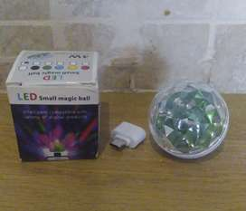 Disco party mini night light brand new for sale