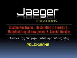 Renovation and manufacturing of furniture