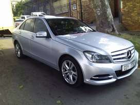 2013 Mercedise benze C200 Automatic
