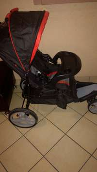Campcot, stroller and walker for sale  South Africa