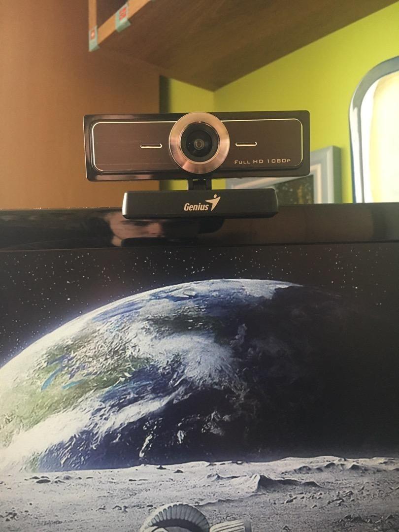 Webkamera Genius Widecam F100 0