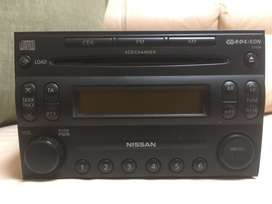 Nissan Navara Car Radio