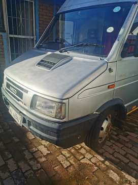 IVECO MINI BUS MOTOR HOME FOR SALE.