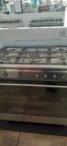 Full gas stove