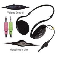 Наушники с микрофоном HS-26 A4-tech