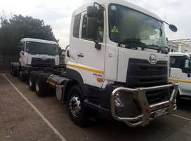 Nissan UD GWE 420 Quester for sale