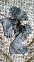 Перчатки мужские кожа Румыния
