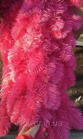 Елка сосна искусственная розовая 220 см 2018 Польша Наличие Львов - изображение 8