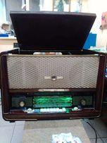 Радиола ламповая реставрация