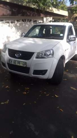 Selling this bakkie it's fair electric windows  central locking system