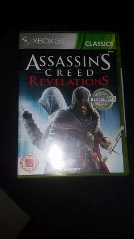 Assain's creed : Revelations for sale or to swap