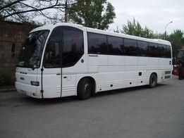 Аренда автобусов на 7,8,18,27 и 49 мест, пассажирские перевозки