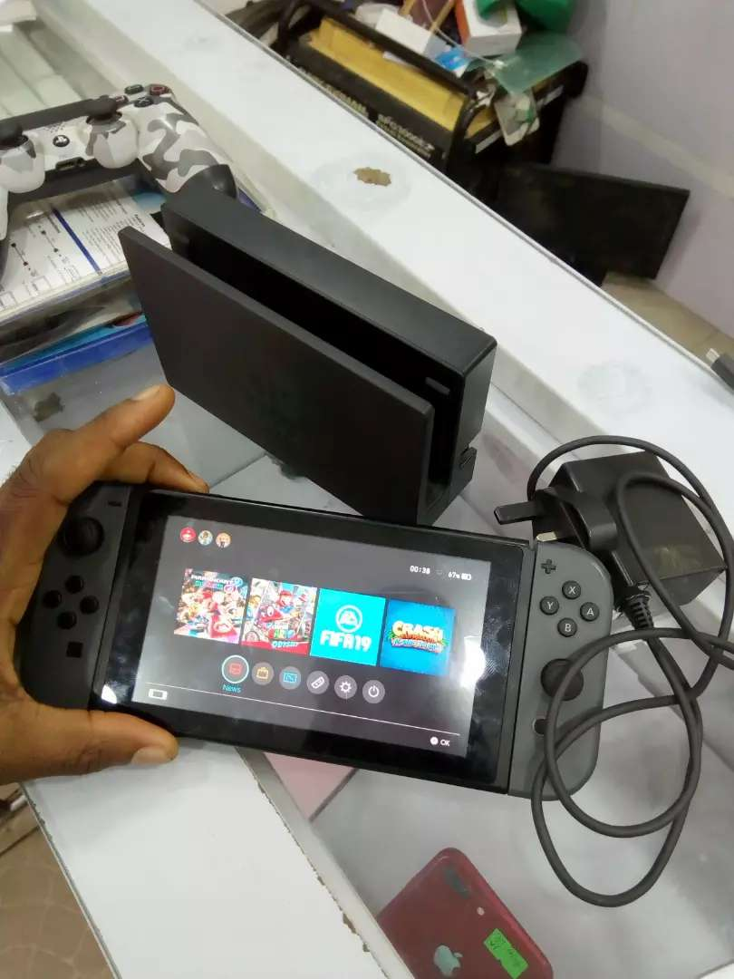 Nintendo Switch with All Accessories 0