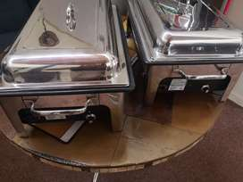 Sunnex chafing dish sets for sale