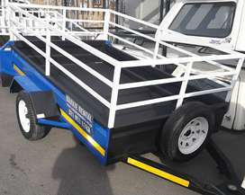 Trailer Hire - Saayman Car and Bakkie Hire
