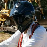 On road helmet 0