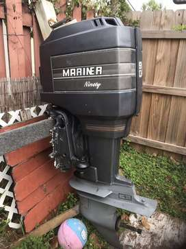 90 Hp Mariner Outboard
