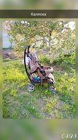 коляска грако+дождевик+накидка на ножки