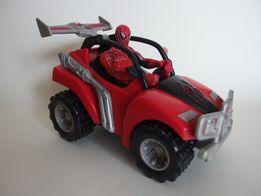 Samochód Spider Man