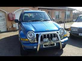IMMACULATE 2006 Automatic JEEP CHEROKEE FOR SALE