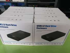 USB3.0 External 3.5inch Hard Drive Enclosures