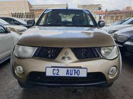 2010 Mitsubishi Triton 2.5 DID Double Cab Manual