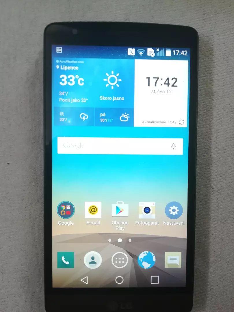 Telefon LG G3S 0