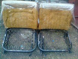сидения передние салазки для ваз 2101 - 11