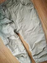 MAMMUT Outdoor rozm. S spodnie techniczne krótkie UNISEKS szare IDEAŁ