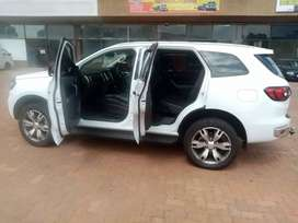 FORD EVEREST 2.2 - 6 AUTO 2017