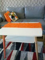 ława stolik PRL po renowacji patyczak loft