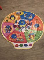 Детский развивающий коврик на англ
