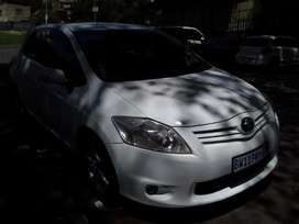 2011  TOYOTA AURIS 1.6 MANUAL