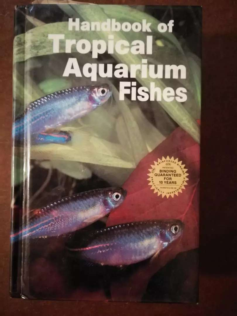 Aquarium fish book 0