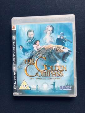 The Golden Compass- Play Station 3 Game
