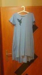Sukienka w kształcie litery A rozmiar 36