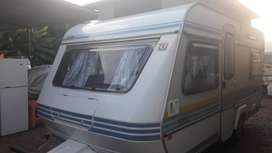SPRITE SWIFT 1991 MODEL IN VEREENIGING WITH FULL TENT AND FRALLY TENT