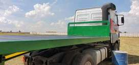 Superlink Flat Deck Trailer