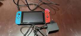 Nintendo switch V1 with charger only
