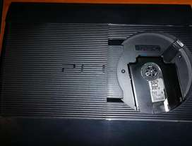 Ps3 super slim with 24 games