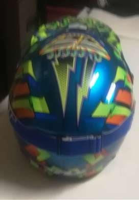 Racing Helmet R2000.  Including goggles and gloves.