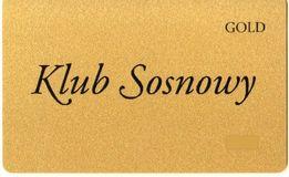 Karta podarunkowa Klub Sosnowy Spa & Wellness o wartości 950 zł