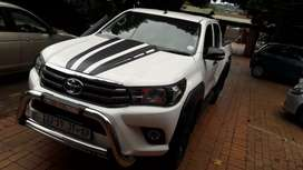 Toyota Hilux 2.4GD6 Raider SRX Double Cab Manual For Sale