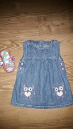 Платье от 3 месяцев до года