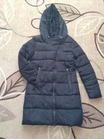 Теплое пальто на синтепоне