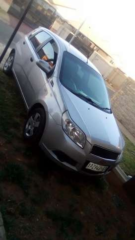 Chevrolet aveo hatch back