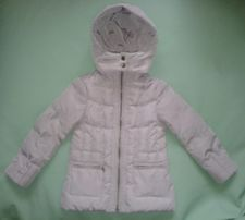 Зимняя куртка пуховик ZARA на 4-5 лет курточка девочке