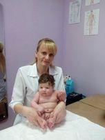 Дитячий масаж, юмейхо терапія, остеопатія