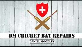 Cricket bat repairs